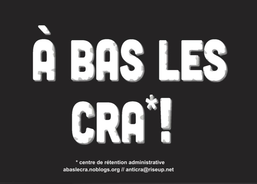 Des stickers anti-CRA sont arrivés